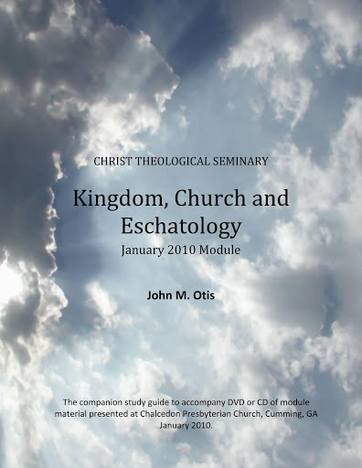 What Is the Kingdom of God? (Part 2 or Promises of the Davidic Kingdom) (John Otis)