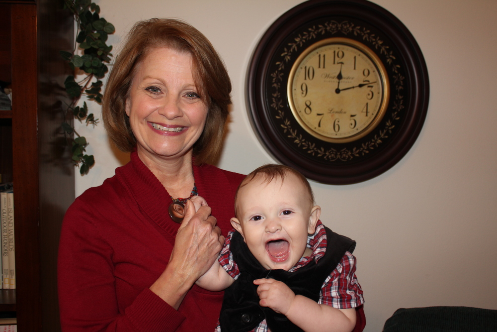Nana and Judah-bean!