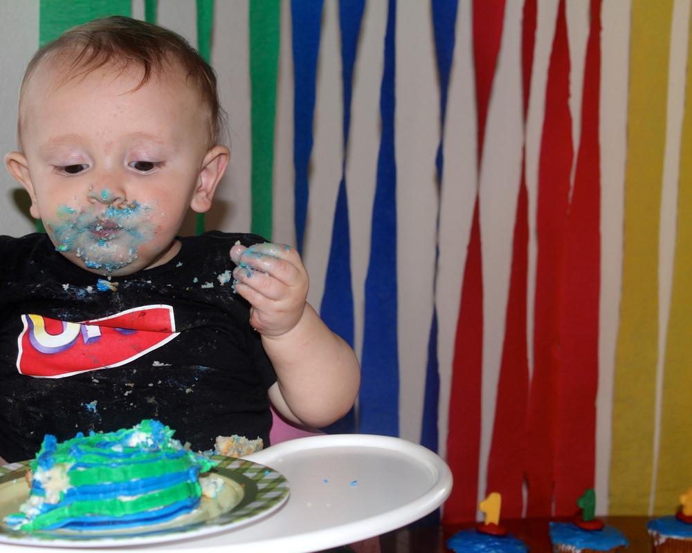 Happy Birthday Judah Markus!
