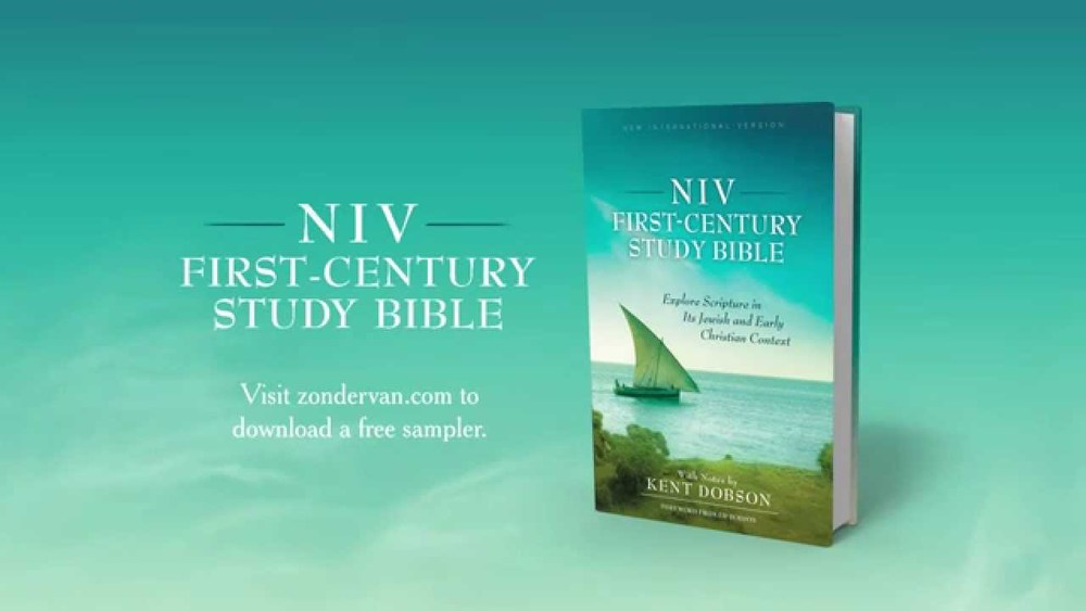 Book Review: NIV First-Century Study Bible