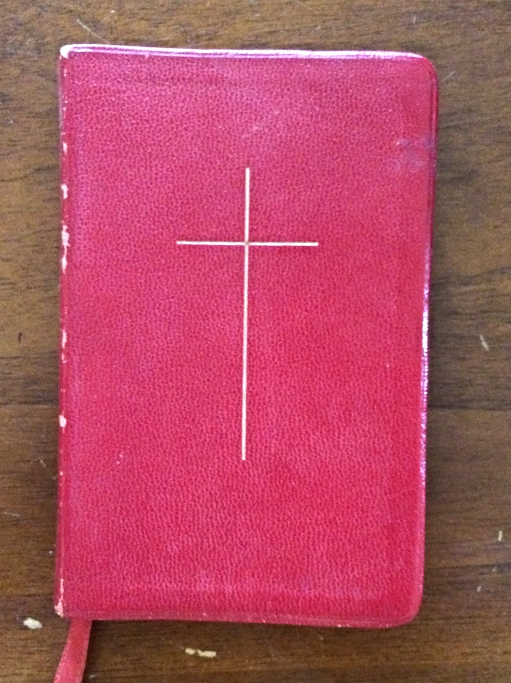 My Great grandfather's (Humphrey Finney) Book of Common Praryer