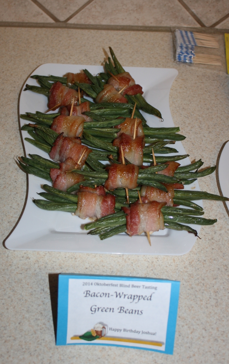 My standard go-to appetizer...yum!