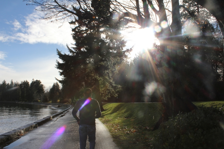 Stanley Park stroll