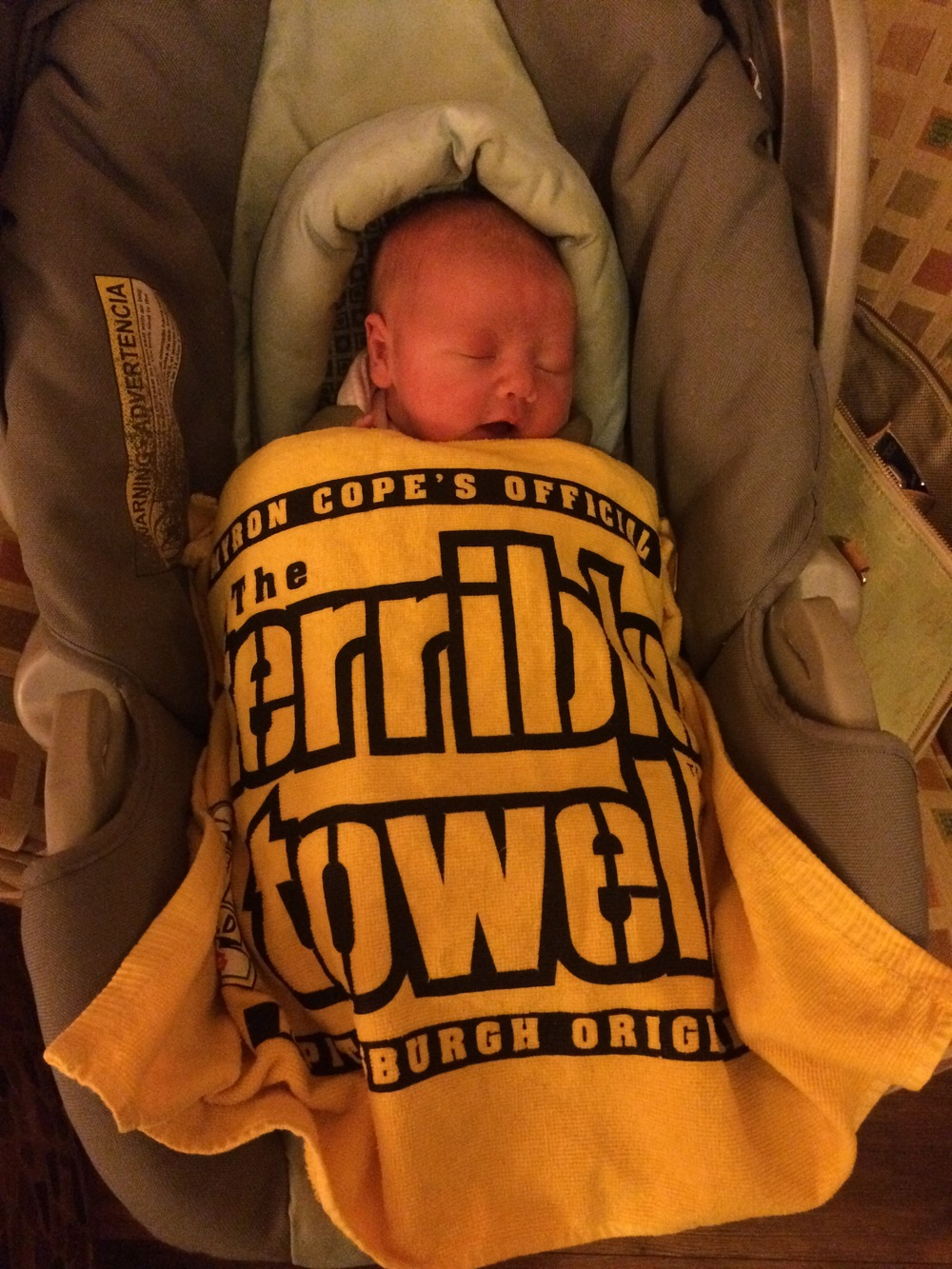 Steeler Birth