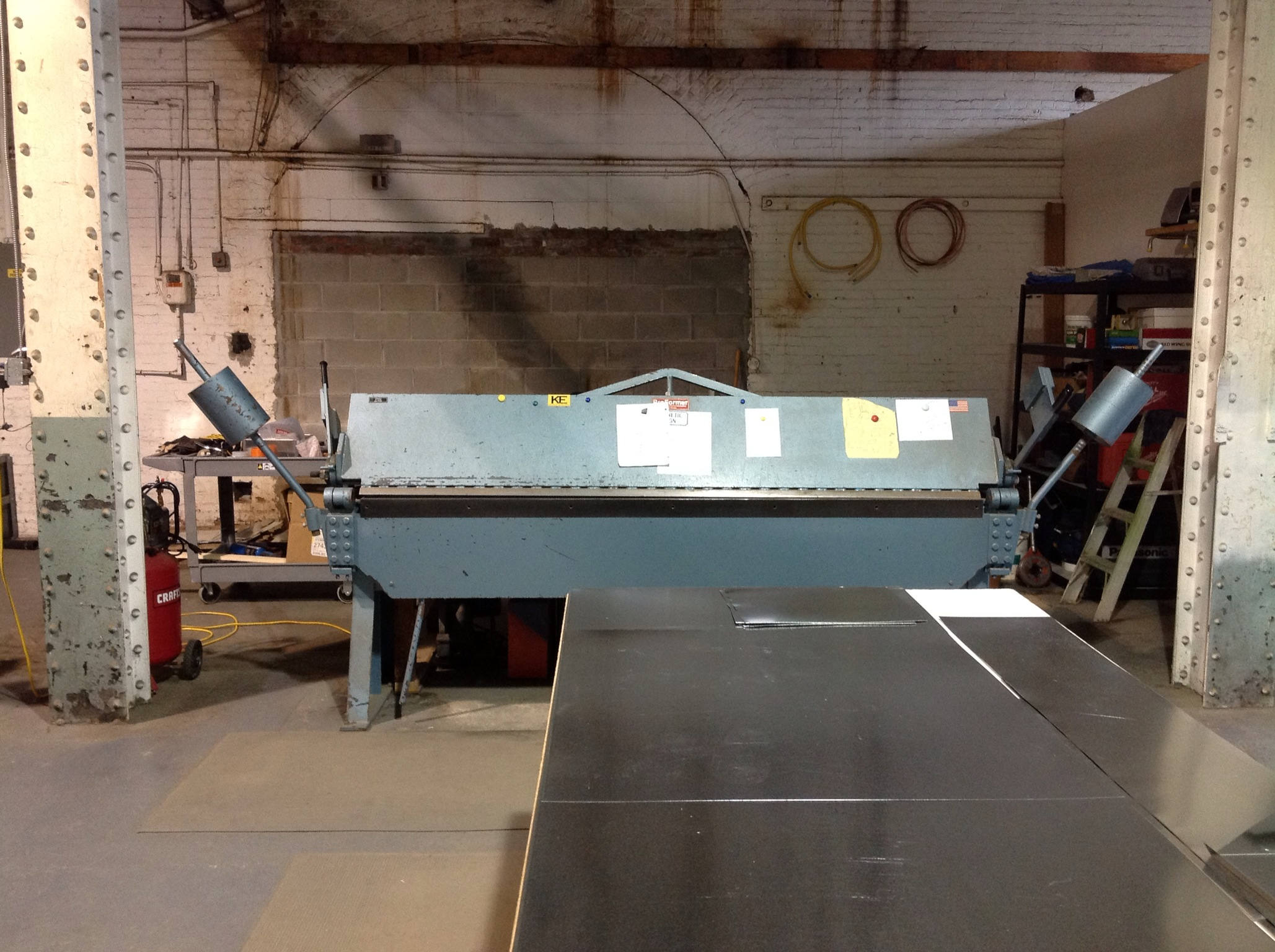 Building Ductwork With Your Hands K Amp E Sheet Metal