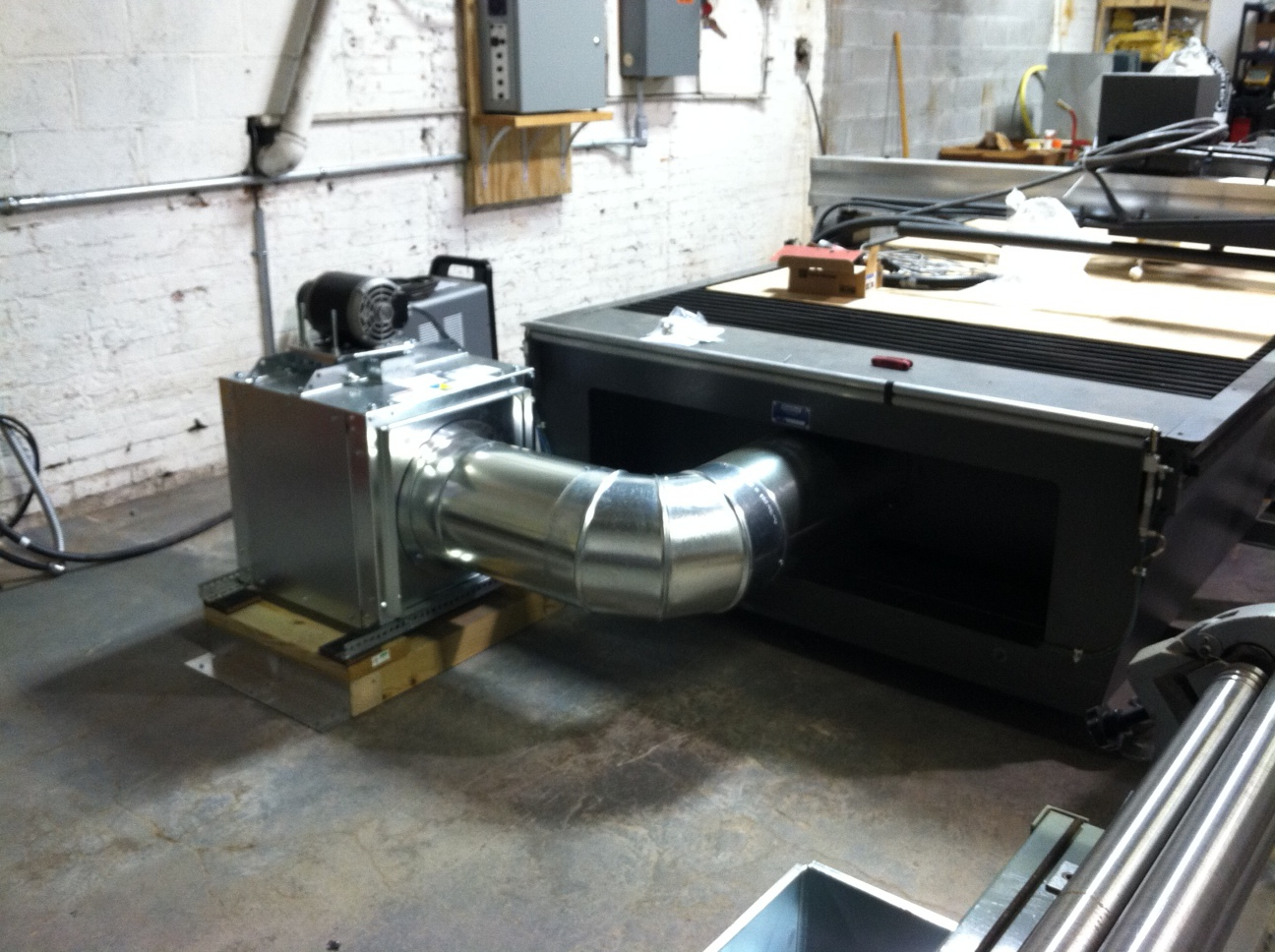 Image Result For Exhaust Hood Installation