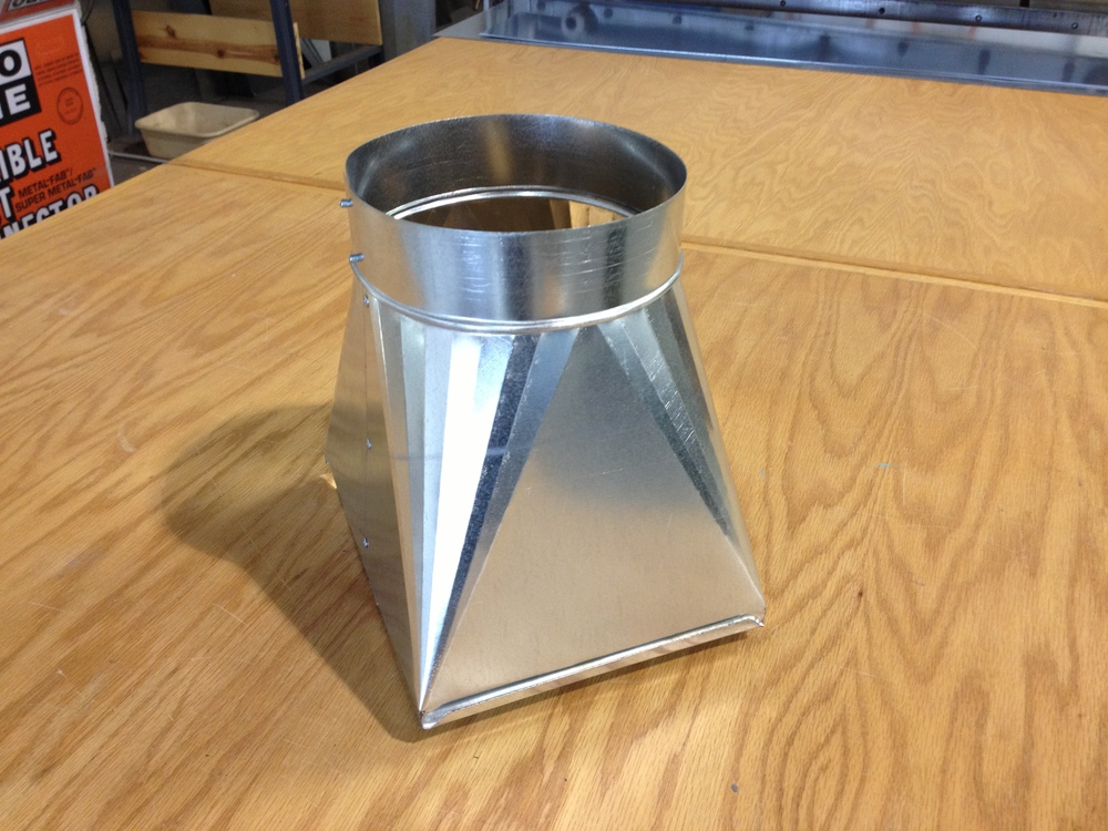 Fabrication — k e sheet metal
