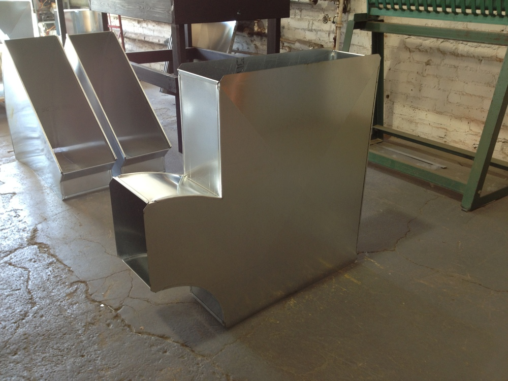 Hvac Custom Ductwork K Amp E Sheet Metal