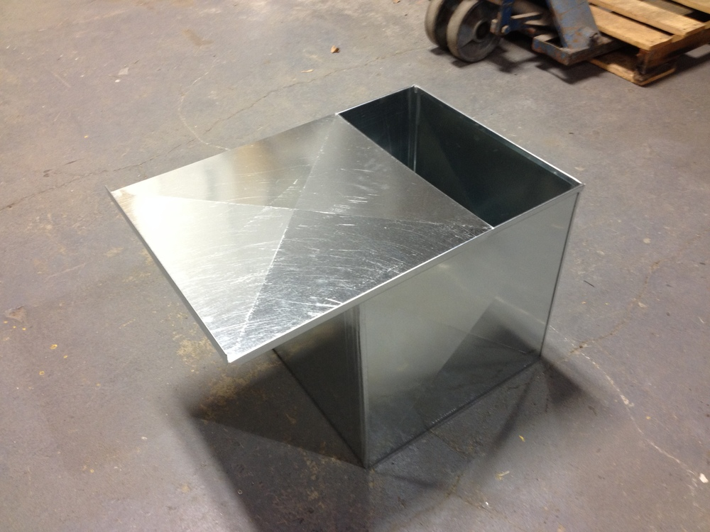 Custom Ash Box