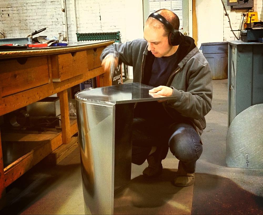 Assembling HVAC ductwork
