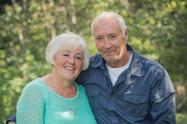 Léa et Guy Barnabé Saint-Jean-Baptiste, Manitoba