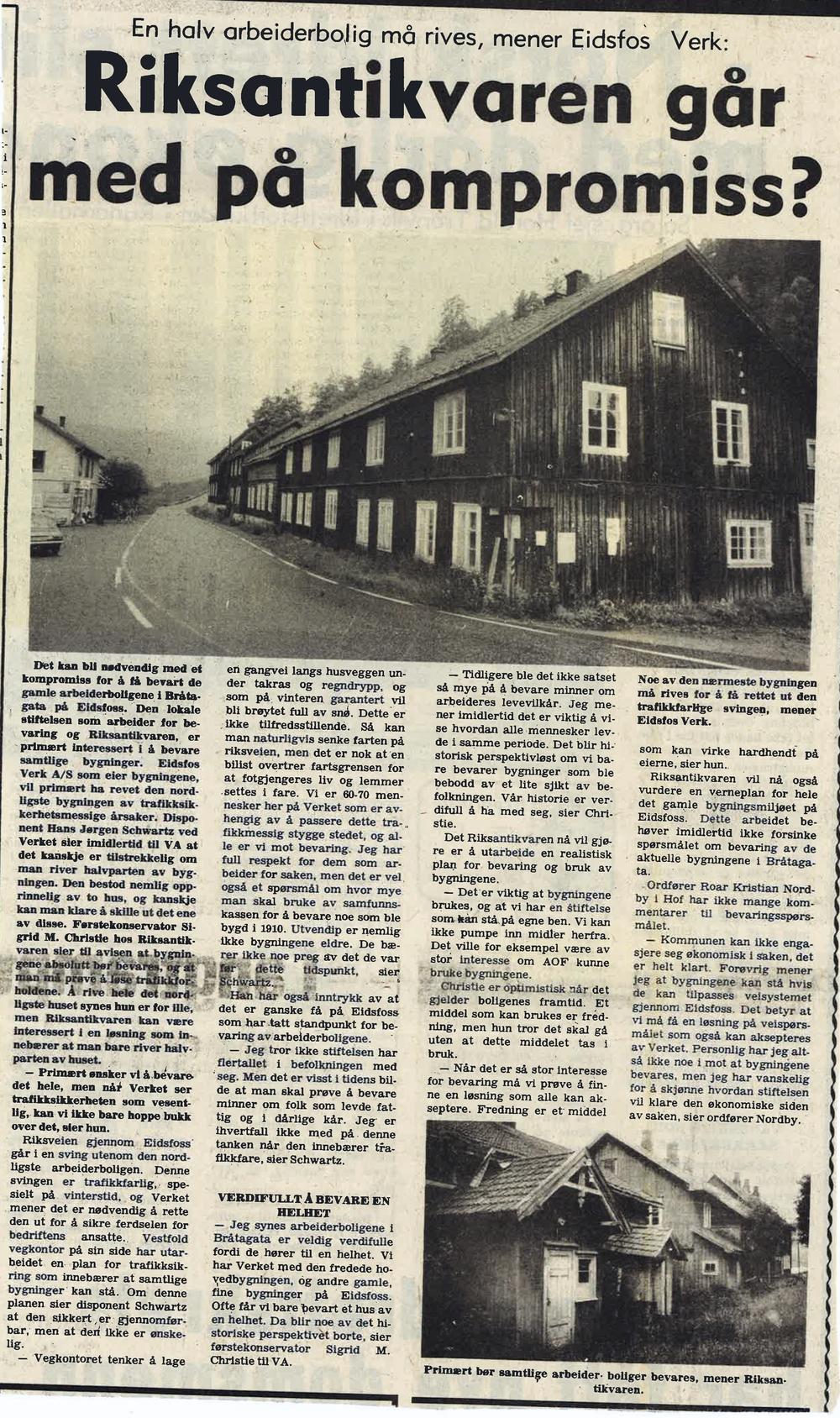 Vestfold Arbeiderblad 1980