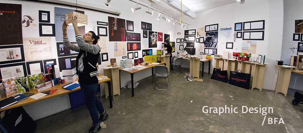 Graphic Design University of Houston School of Art