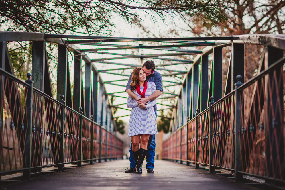 Riverwalk Engagement