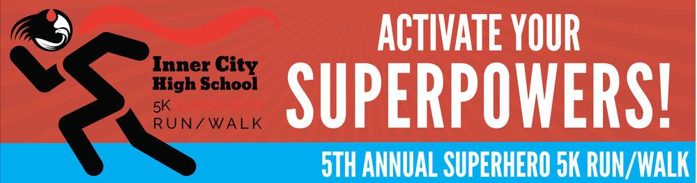 Inner City, 2018 SuperHero Run June 24, 2018 Edmonton