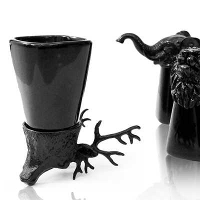 Animal Shot Glass