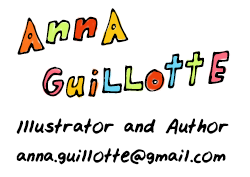 Anna Guillotte: Illustrator & Author