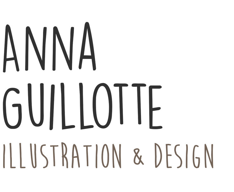 Anna Guillotte: Illustration & Design