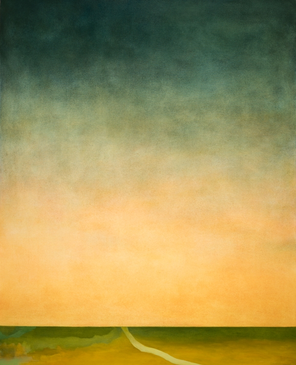 Threshold | Oil on Canvas | 60 x 48in. | 2016 | Sold