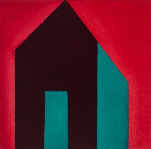 House of Light #7 | Oil on Canvas | 12 x 12in. | 2013