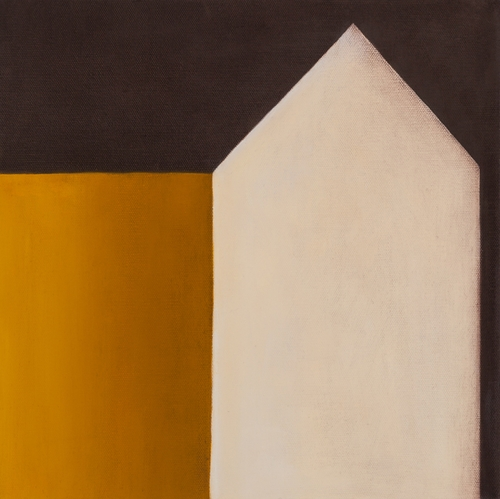 House of Light #4 | Oil on Canvas | 12 x 12in. | 2013