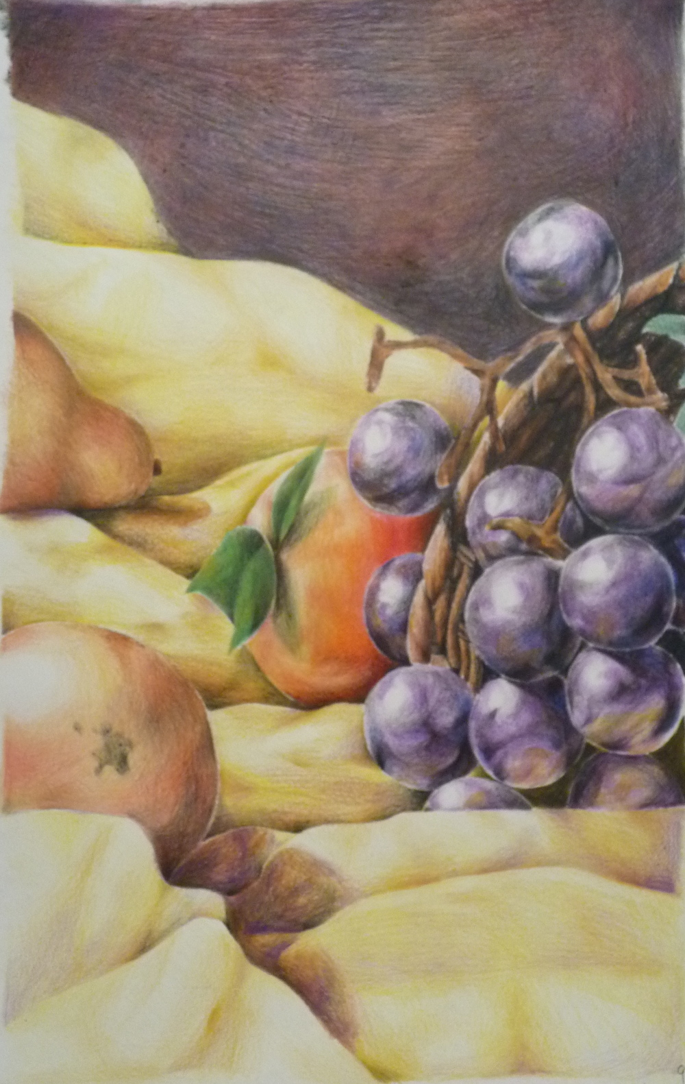 Drawing 2- colored pencil