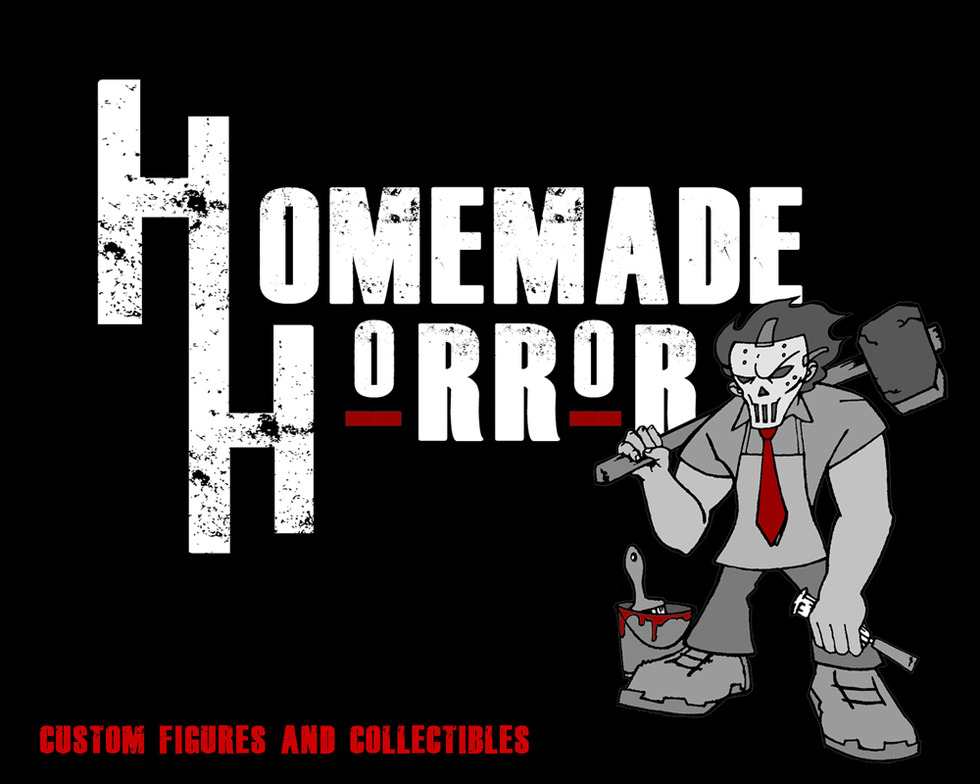 Custom Horror Icons and figures. Amazing pieces for Amazing prices.... plenty of must own Items