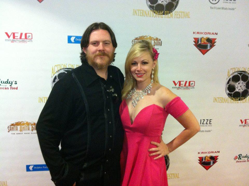 Ryan M Andrews & Jessica Cameron