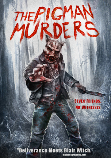 The Pigman Murders US Cover