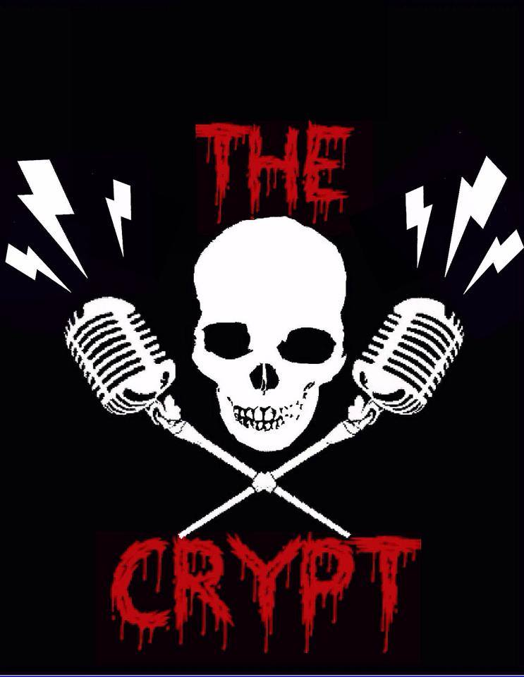 The Crypt is a radio show for fans of movies (particularly horror) and also the weird and unexplained!!
