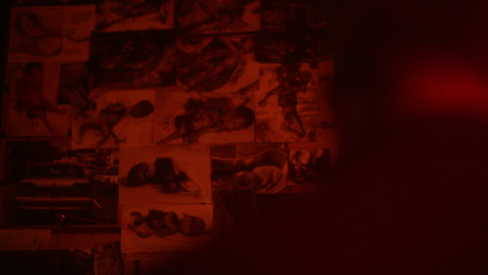 Abortion Bomber Lair Wall - Red Christmas Photo by Douglas Burdorff.jpeg