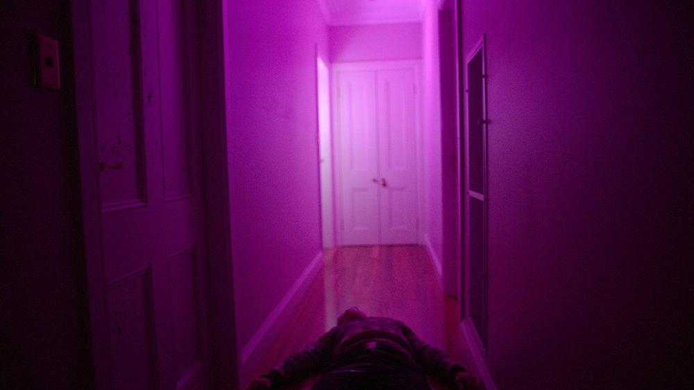 Corridor Death - Red Christmas Photo by Douglas Burdorff.jpeg