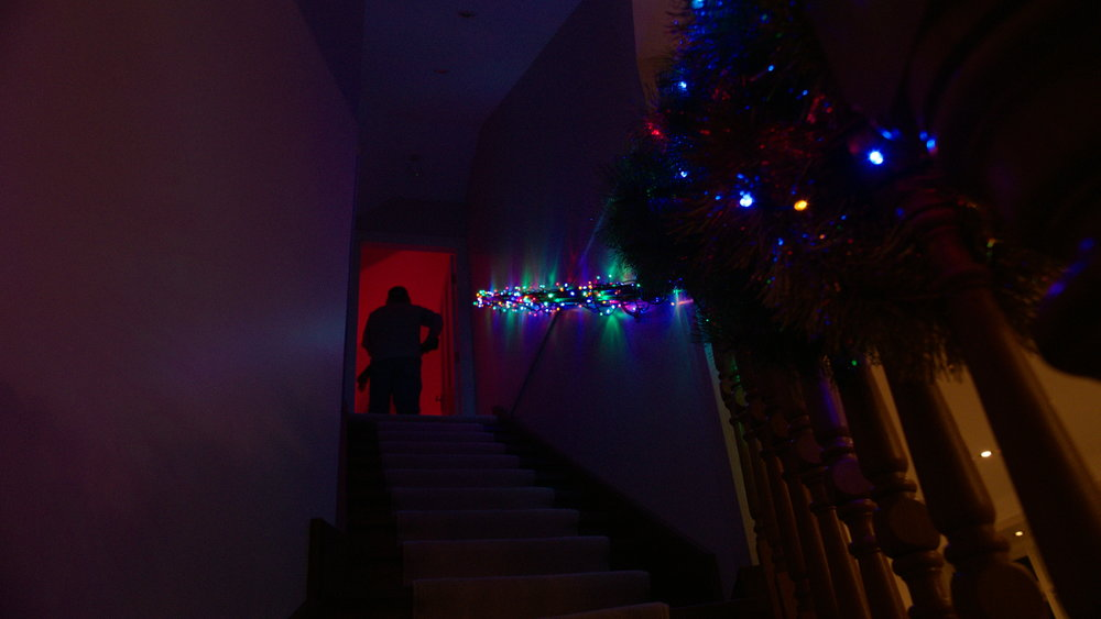 Staircase Runner - Red Christmas Photo by Douglas Burgdorff.jpeg