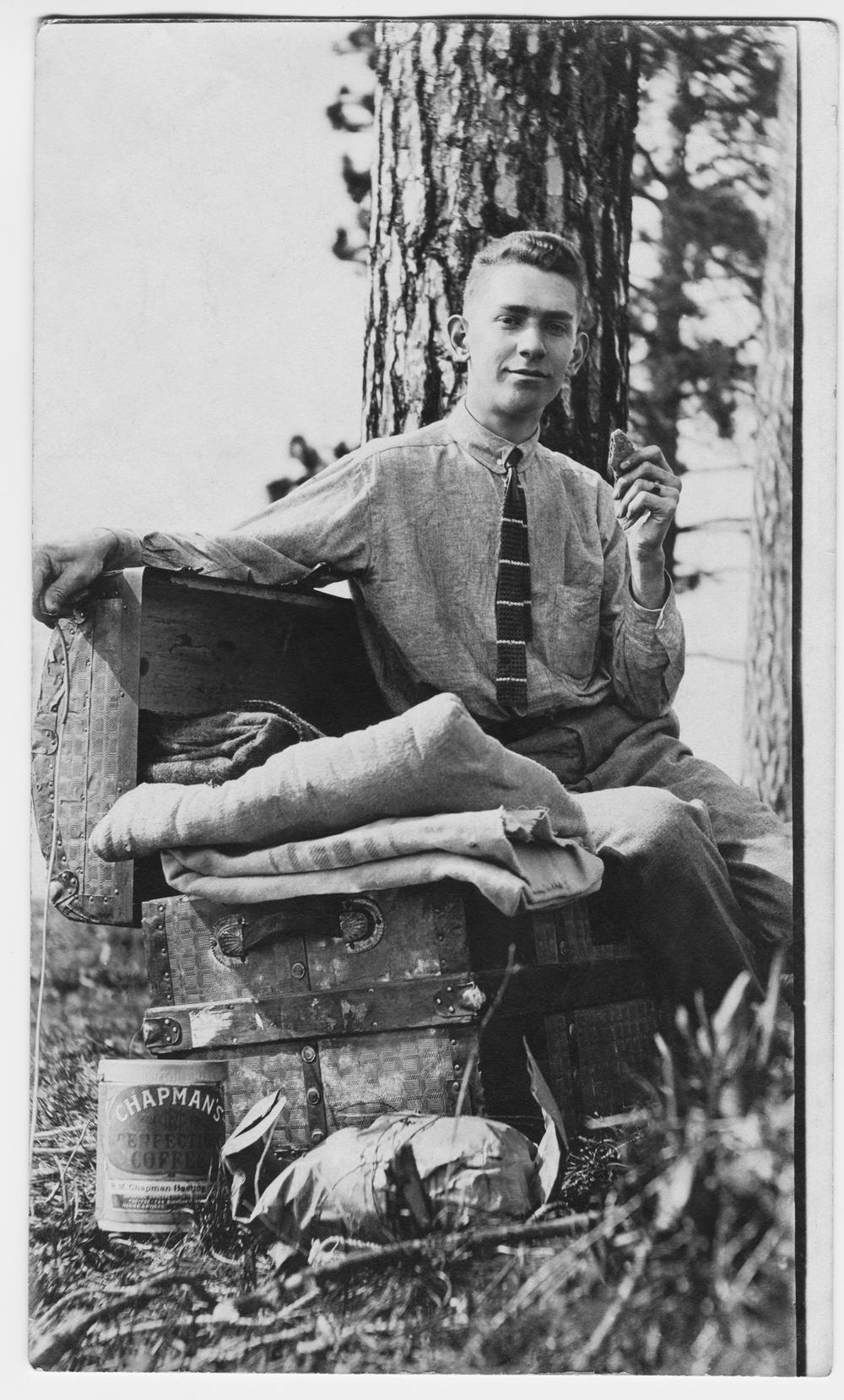 Camp Life, 1916
