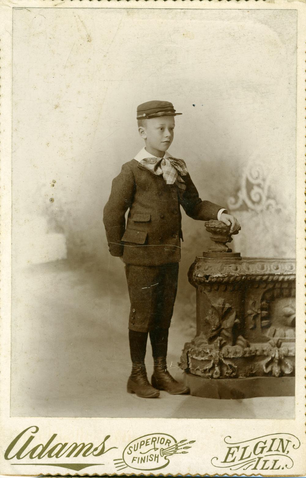 Otis Paul Jenne, age 9
