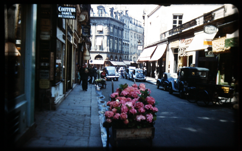 Paris Street, c. 1949