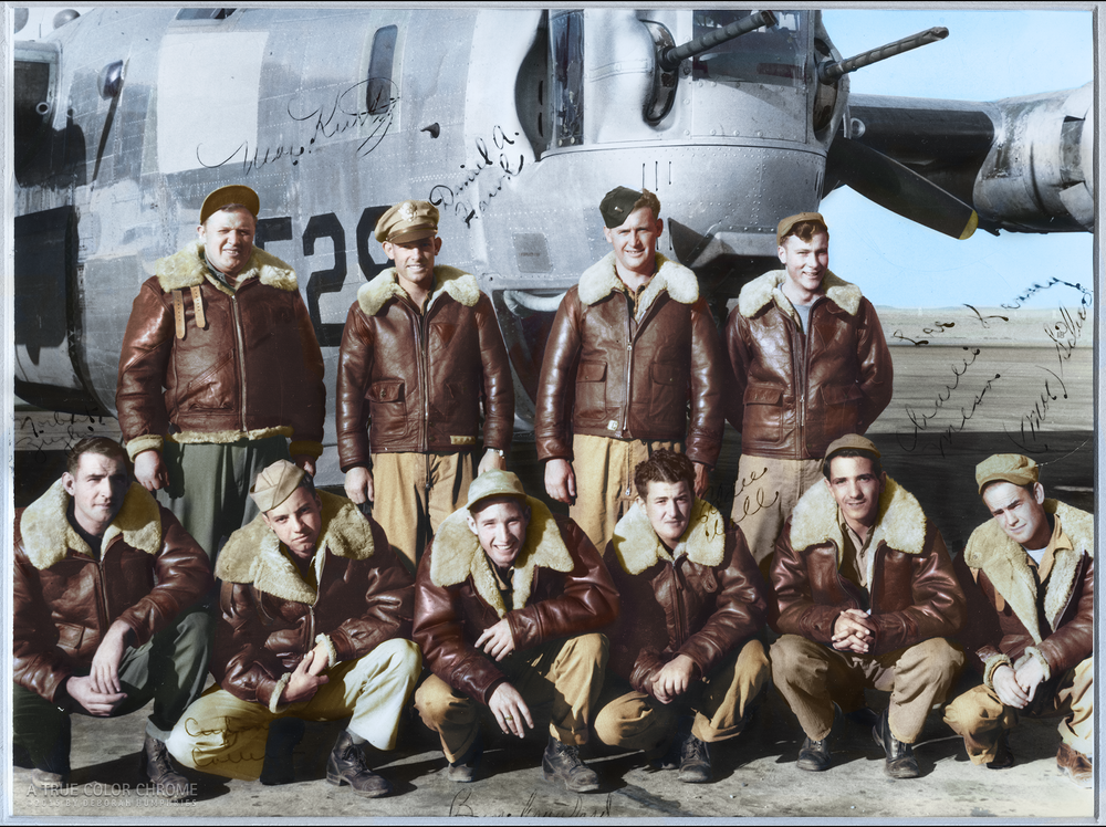 449th Bomber Group, U.S. Air Force, 1943