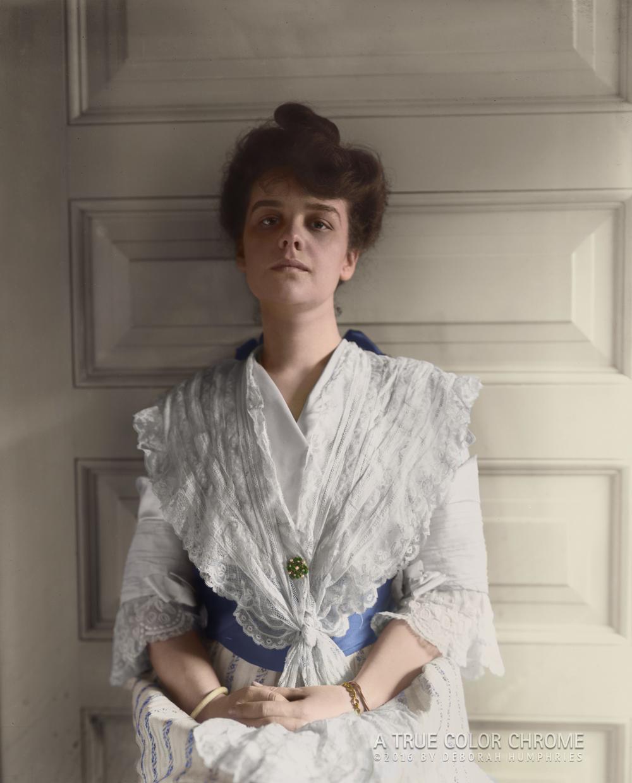 Helen Hay Whitney c.1910