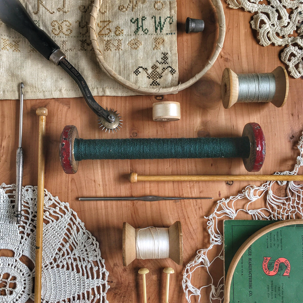 Antique Stitching Archive