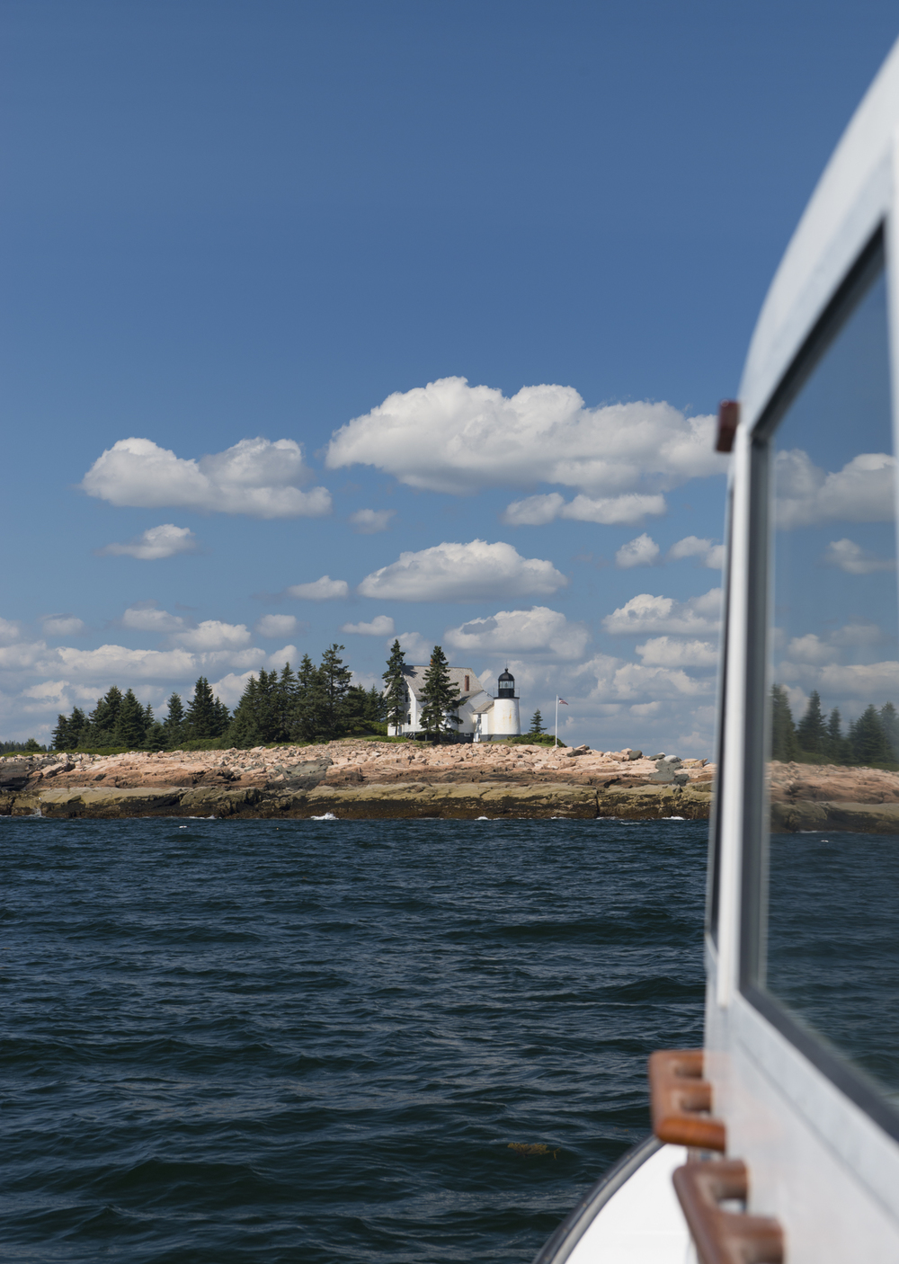 Winter Harbor Lighthouse, Schoodic Peninsula, ME