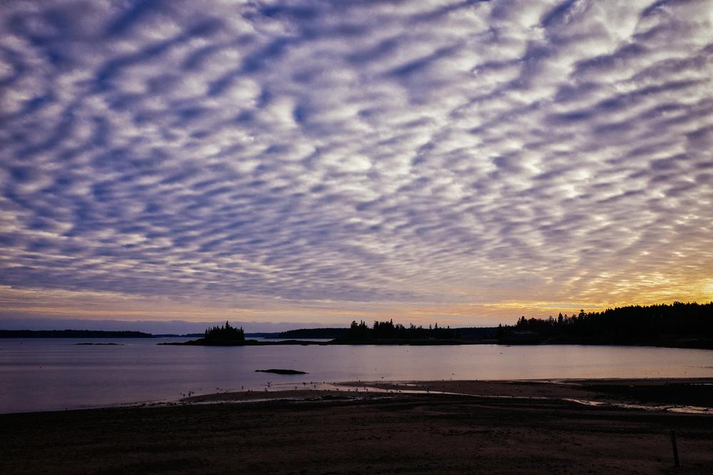 Lightroom and Nik:Seal Harbor Beach, Seal Harbor, Maine