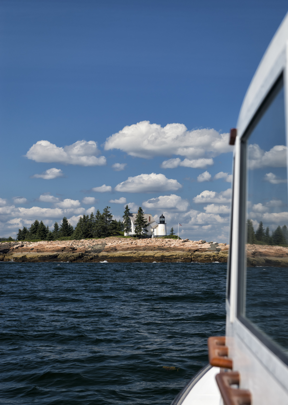 Winter Harbor Lighthouse,  Schoodic Peninsula, Maine