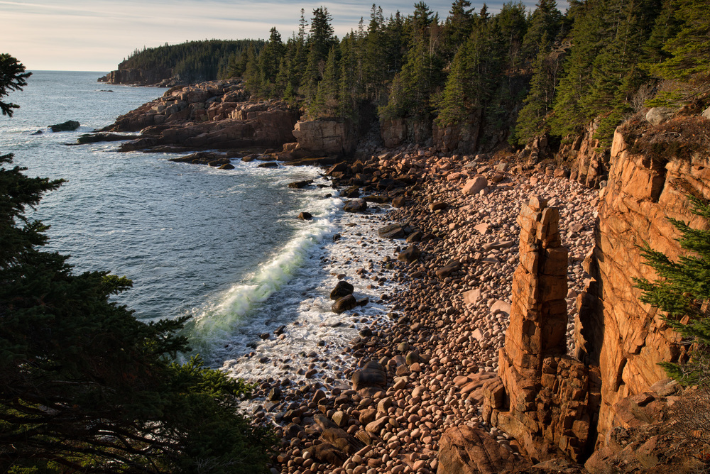 Monument Cove Acadia National Park Photography Tours