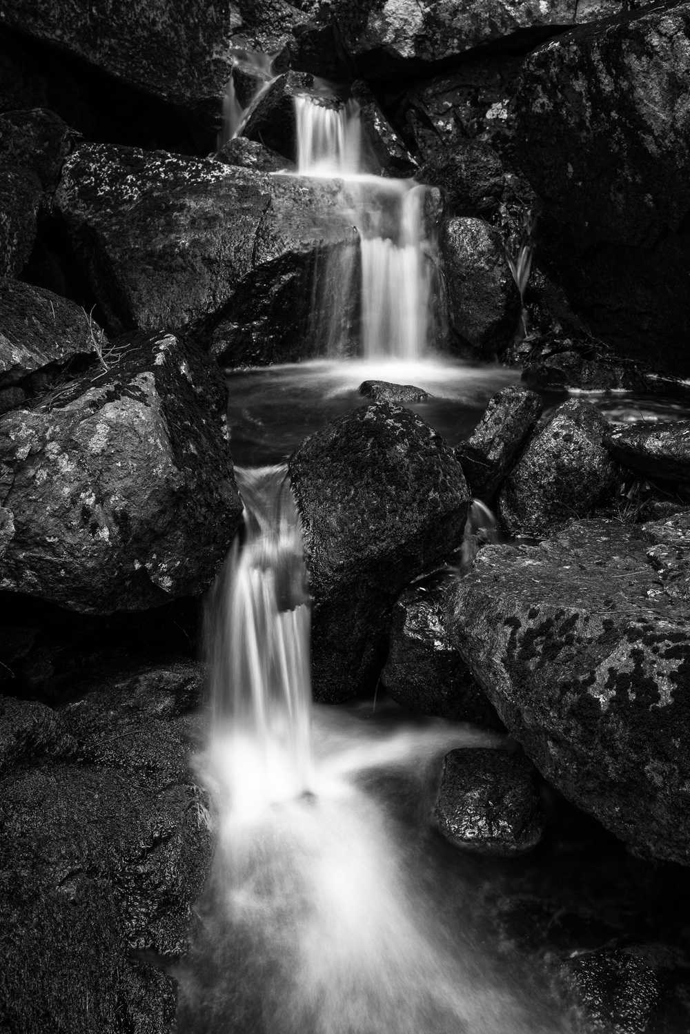 Unnamed Stream (near Sargeant Drive), Acadia National Park, Maine