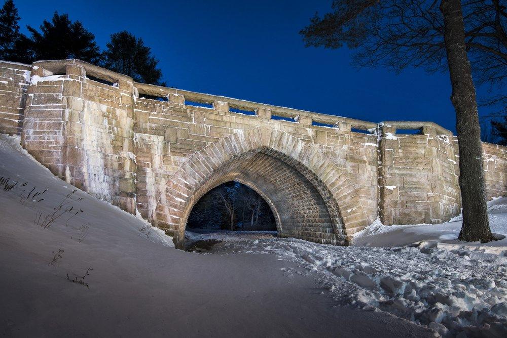 Painting Bridges -