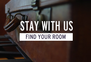 See our Rooms and Rates Find the room that will be perfect for your stay – and book it online