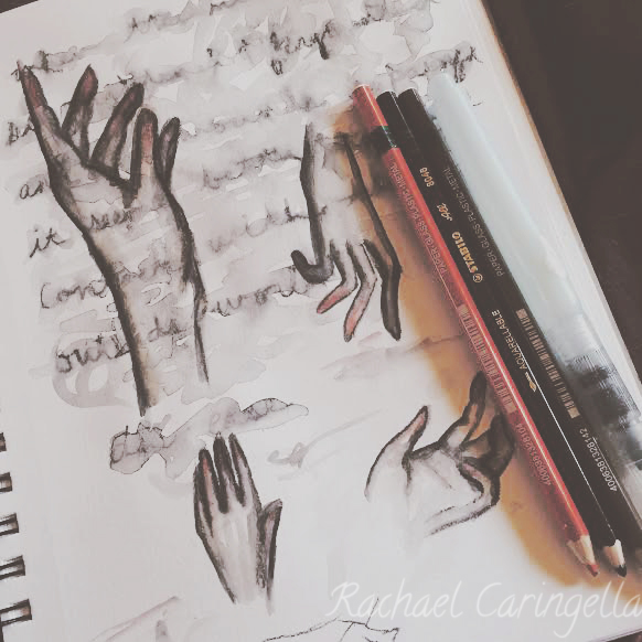 Hands Drawing | Tree Talker