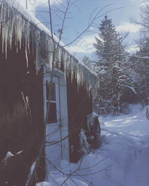 Icy Cabin