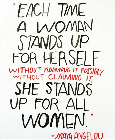 Stand Up Women