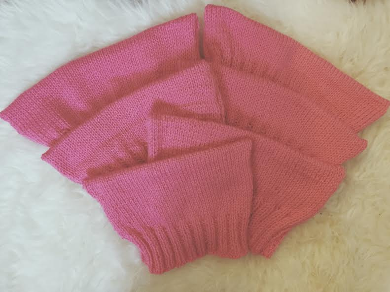 Pussy Hats for the Women's March on DC